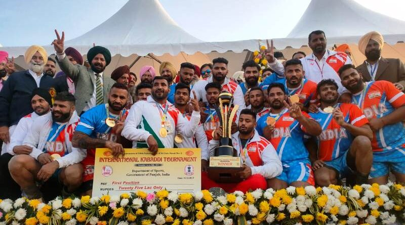 Winner India