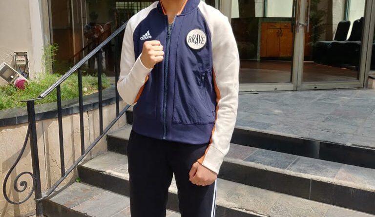 Boxer Simranjeet Kaur