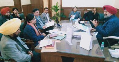 meeting Balbir Sidhu