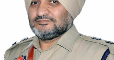 SSP Opinderjit Singh Ghuman