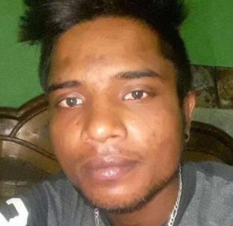 मृतक रोमी कुमार का फाईल चित्र
