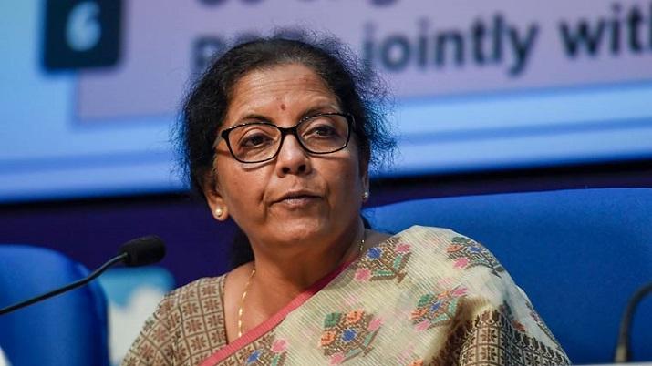 Finance-Nirmala Sitaraman