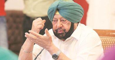 Capt Amrinder Singh