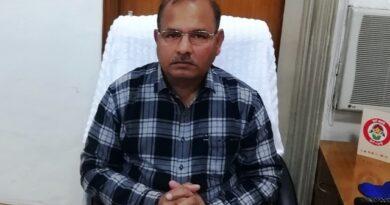 CS Kishan Chand