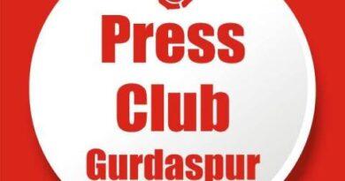 press club Gurdaspur