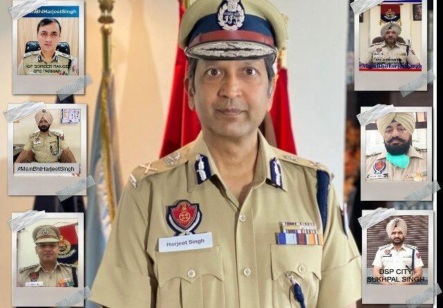 Harjit Singh Team