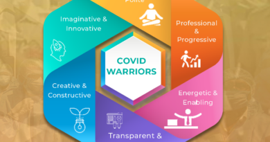 Corona Warriors
