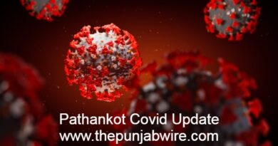 Pathankot Covid-19