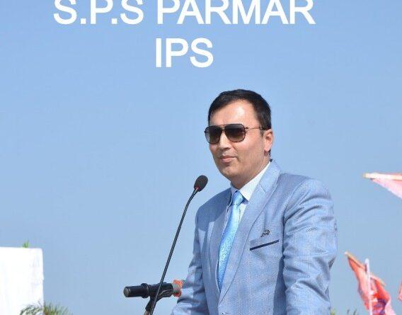 S P S PARMAR