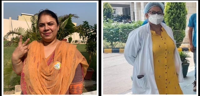 Dr Prabhjot kalsi,DR Chetna