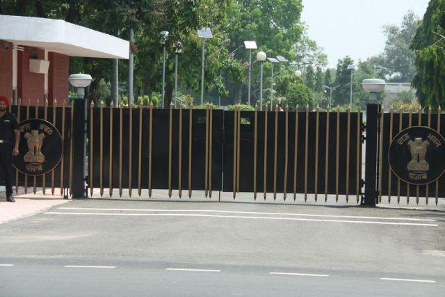 पंजाब राज भवन में करवाई गई व्यापक तौर पर कोविड टैस्टिंग